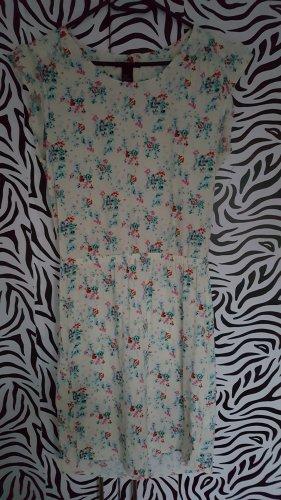 H&M Shortsleeve Dress oatmeal
