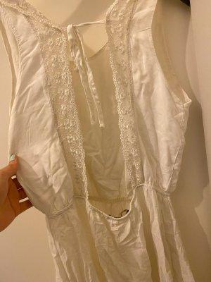Brandy & Melville Twin set in jersey bianco