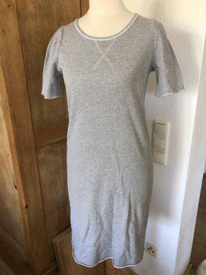 Süßes Sweatkleid, Größe 34, grau