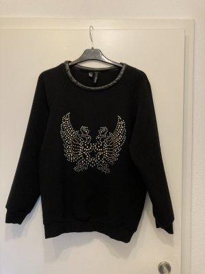 Süßes Sweatshirt mit Applikation von Mango Gr. M