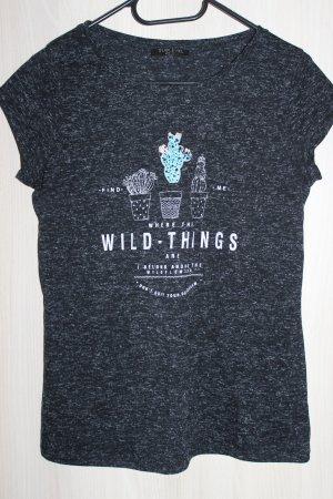 süßes T-Shirt mit Aufdruck