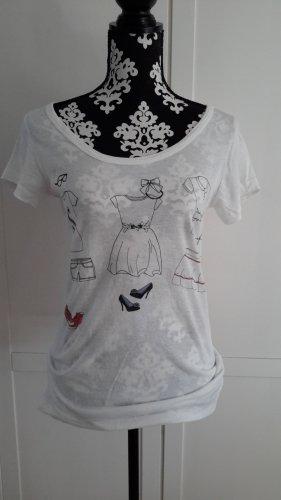 Blend T-shirt blanc