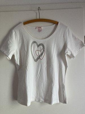Laurèl T-shirt bianco