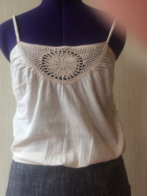 Lace Top oatmeal