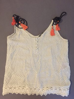 Only Crochet Shirt multicolored