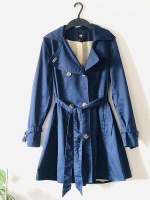 Süßes Trenchcoat in Blau