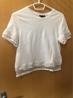 Topshop Camiseta blanco