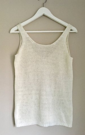 Knitted Top natural white
