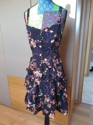Vero Moda Letnia sukienka Wielokolorowy