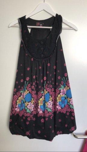 Yumi Mini Dress black