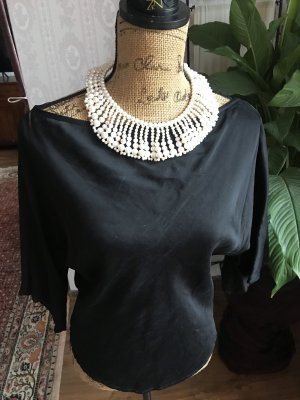 Süßwasser Pearl handgemacht Halskette Collier