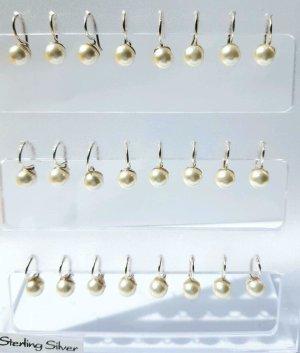 Süsswasser Perlen Ohrhänger NEU 0,4