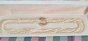 Unbekannter designer Pearl Necklace white