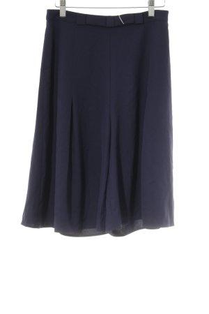 Sugarhill boutique High-Waist-Shorts dunkelblau schlichter Stil