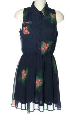 Sugarhill boutique Minikleid Blumenmuster Casual-Look