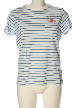 Sugarhill Koszulka w paski Wzór w paski W stylu casual