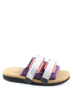 SUICOKE Comfort Sandals multicolored casual look