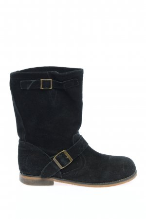 suisses collection Ankle Boots schwarz Casual-Look