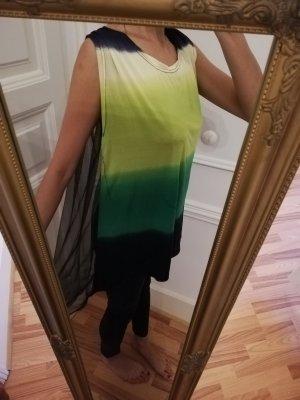 -8- Venice Chemisier body multicolore polyester