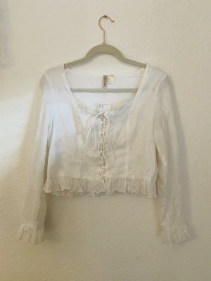 Summer Embroided Top