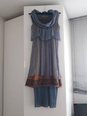Siste's Robe empire gris ardoise