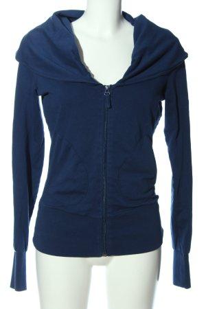 Summer Sweatshirt blau Casual-Look