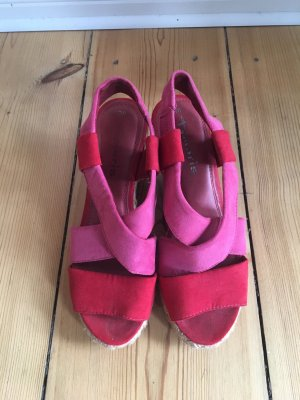 Summer Wedges, bequemes Plateau