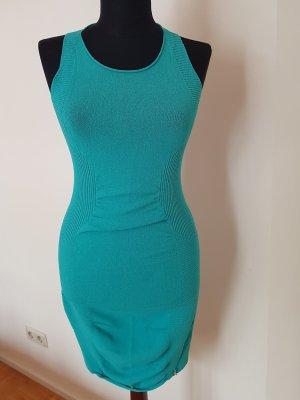 Patrizia Pepe Robe stretch turquoise