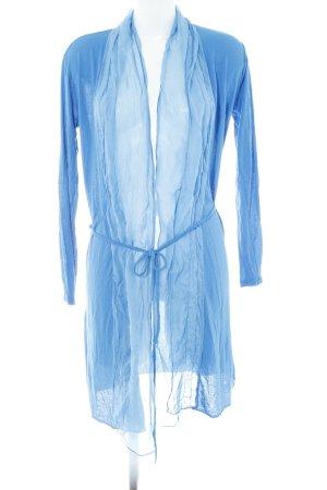Summum Cardigan neonblau Casual-Look