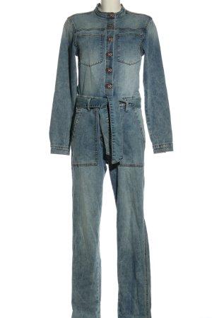 Summum Jumpsuit blau Casual-Look