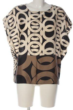 Summum Camicetta a maniche corte multicolore stile professionale