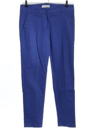 Summum Stoffhose blau Casual-Look