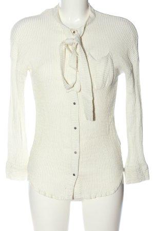 Suncoo Camicia blusa bianco stile casual