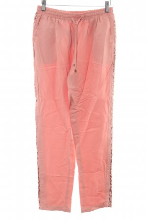 Suncoo Stoffhose pink Casual-Look