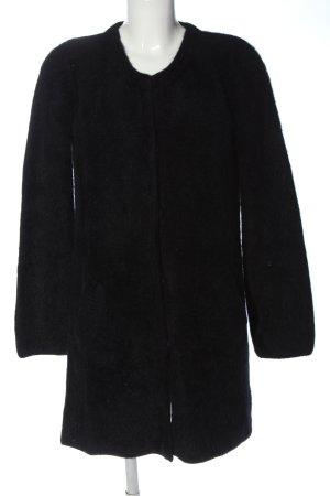 Suncoo Cardigan in maglia nero stile casual