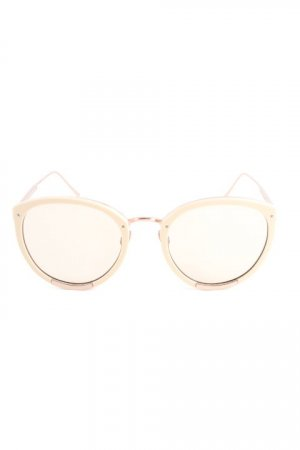 Sunday Somewhere Butterfly Glasses nude-rose-gold-coloured elegant