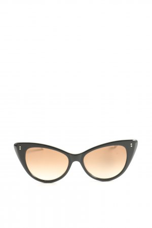 Sunday Somewhere Retro Brille mehrfarbig Casual-Look
