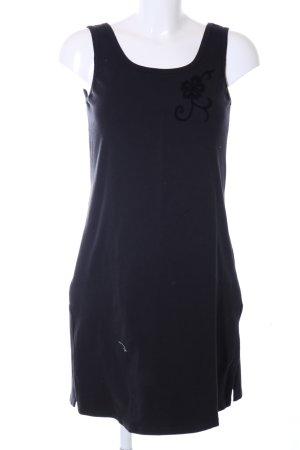 Sunflair Jerseykleid schwarz Elegant