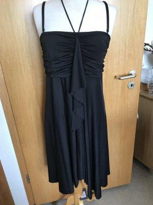 Sunflair Vestido bandeau negro