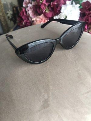H&M Gafas de sol cuadradas negro