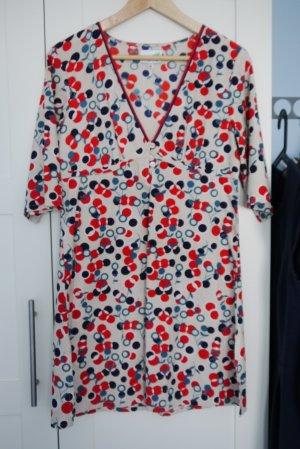 Sunichi Impressionen Tunika Kleid dots bunt Gr. 36 NEU