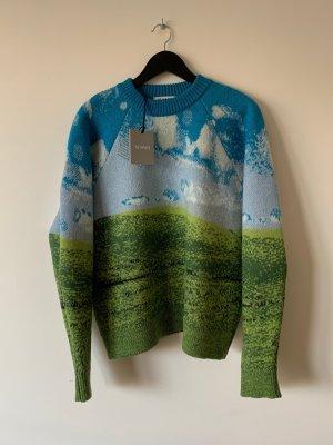 Sunnei Landscape Sweater