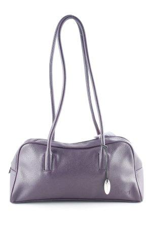 Sunny Handtasche braunviolett Casual-Look