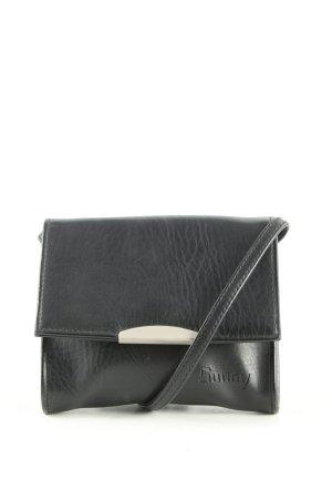 Sunny Gekruiste tas zwart casual uitstraling