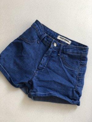 Tally Weijl Hot pants blu