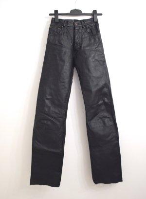 Enjoy Pantalone in pelle nero