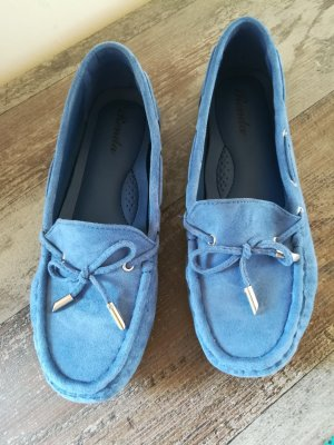 Slip-on Shoes cornflower blue
