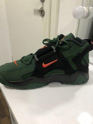 Nike Basket montante vert foncé