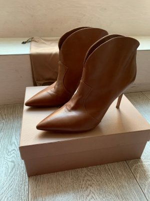 Gianvito rossi Booties light brown