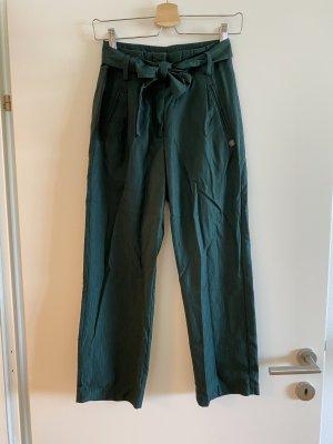 Nümph Culottes dark green cotton